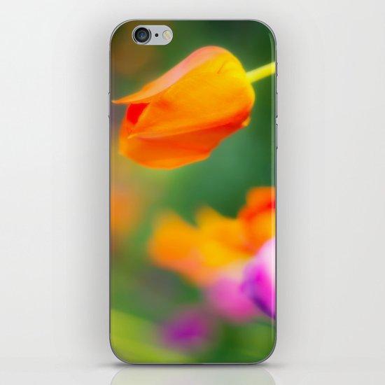 Spring beauties iPhone & iPod Skin