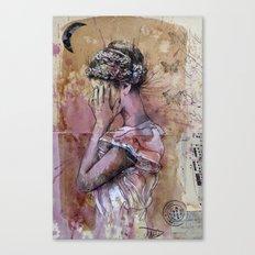A PLACE INSIDE Canvas Print