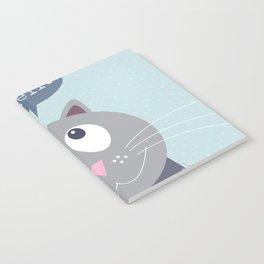 Cat hello Notebook