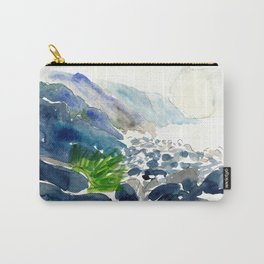Charco Azul Gran Canary Coast Carry-All Pouch