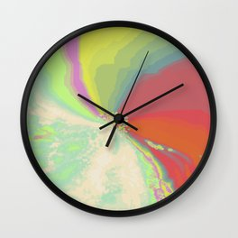 Psychedelica Chroma V Wall Clock