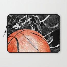 Basketball art print life Laptop Sleeve
