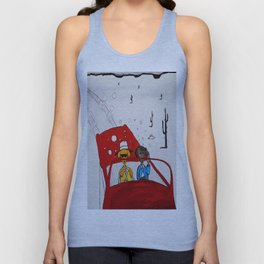 Ody & Argos Do 'Fear In Loathing In Las Vegas.' Unisex Tank Top