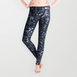 Spaceships camouflage Leggings