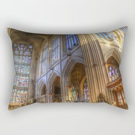 Bath Abbey Rectangular Pillow