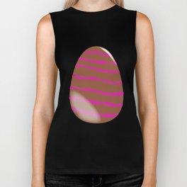 Milk Chocolate Easter Egg Biker Tank