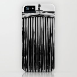The Classic Jaguar iPhone Case