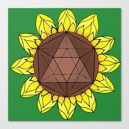 sunflowerz VIP Canvas Print