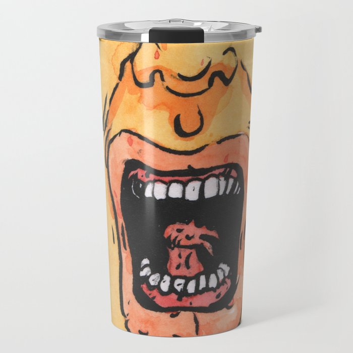 The Plague Travel Mug