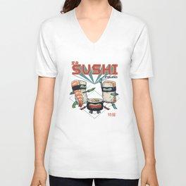 Sushi Squad Unisex V-Neck