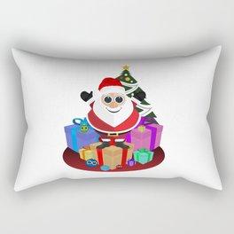 Santa Claus - Christmas Rectangular Pillow