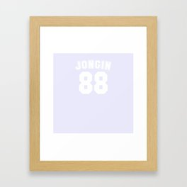 JONGIN88 Framed Art Print