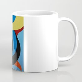 Abstract n.1 - Dancing. Everything Dissolve Coffee Mug