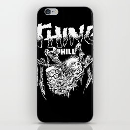 THING OF THE HILL iPhone Skin