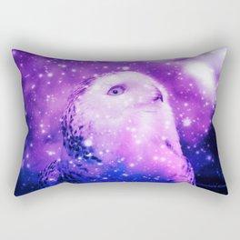 Celestial Owl Rectangular Pillow