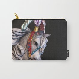Horsey-Go-Round Carry-All Pouch