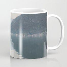 boat reflections ... Coffee Mug