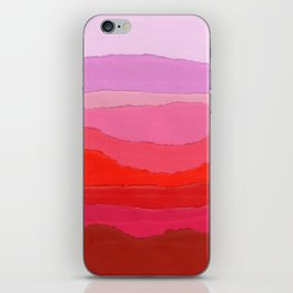 Colores III iPhone Skin