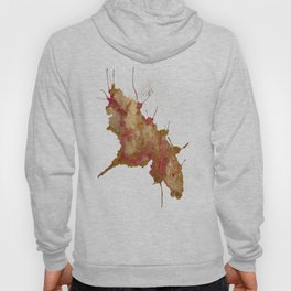 Smushed Butterfly Hoody