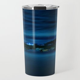 Cold Spring Harbor, NY Travel Mug