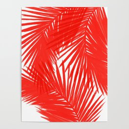 Palms Red Hot Poster