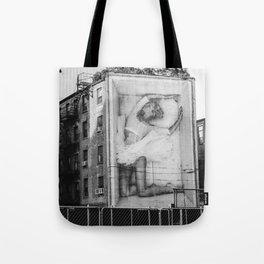 East Village V Tote Bag
