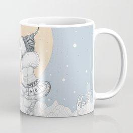Love kiss Coffee Mug