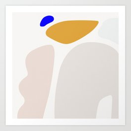 Abstract Shape Series - Arch Art Print