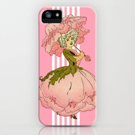 Parasol Pink Vintage iPhone Case