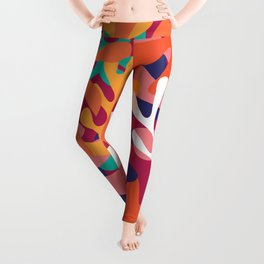 Matisse Pattern 006 Leggings