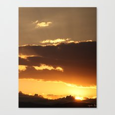Until Tomorrow Canvas Print