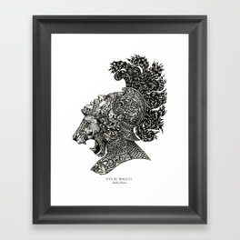 The Centurion  Framed Art Print