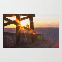 Beachy Sunset Rug