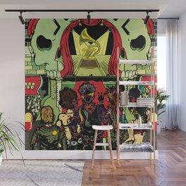 27 Club   Dead Rock Stars Wall Mural
