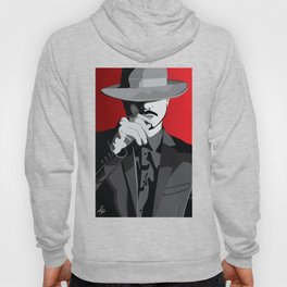 The Mysterious Gentleman Hoody