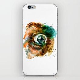 Fear Eye iPhone Skin