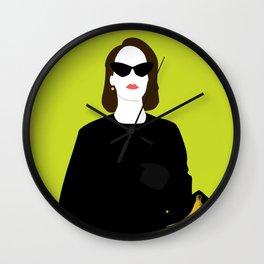 Lana Banana Wall Clock