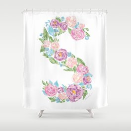 SKYLAR GRACE. PILLOW Shower Curtain
