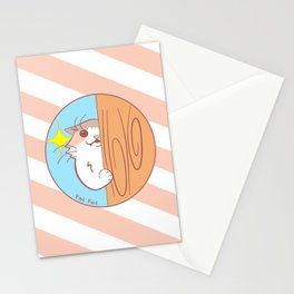 Fat Fat Peeks Stationery Cards