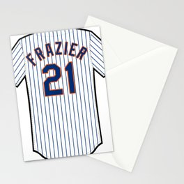 Todd Frazier Jersey Stationery Cards