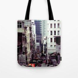 HK Tote Bag