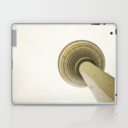 Berlin Television Tower Laptop & iPad Skin