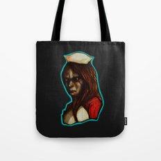 Sad Lisa Tote Bag