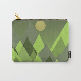Landscape NC 07 Greenery Carry-All Pouch