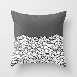 minima - bundle Throw Pillow
