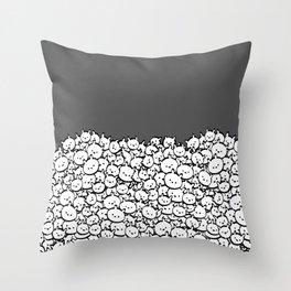 minima - bundle Throw Pillow