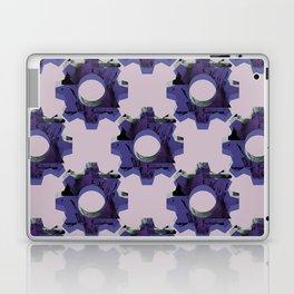 IMPROBABLE GREASE REEL blue pat. Laptop & iPad Skin