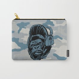 Gorilla with an Attitude Carry-All Pouch