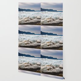 Blue Ice Wallpaper