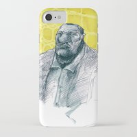 gangster iPhone & iPod Cases featuring real gangster by jenapaul